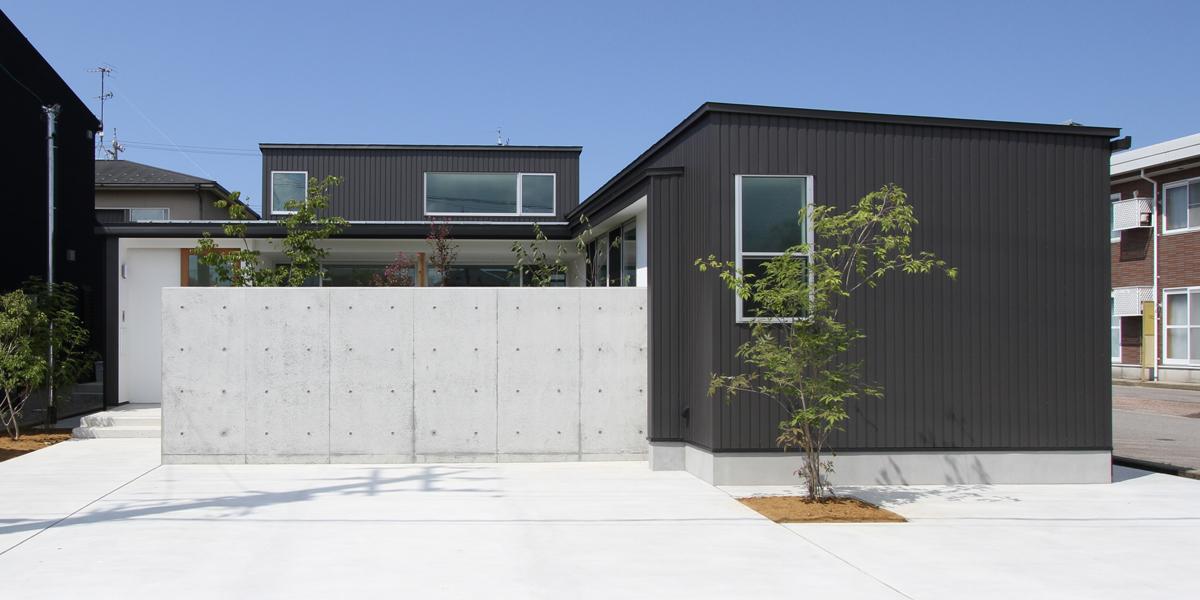 新築 福久の家